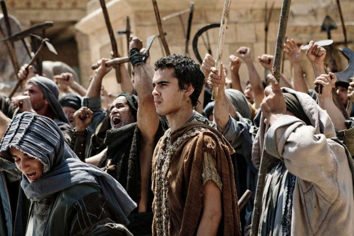 Фильмы про античный мир: ТОП-10
