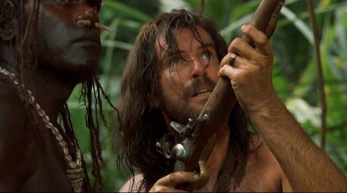 10 фильмов про выживание на необитаемом острове